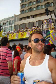 Ipanema bloco di carnaval