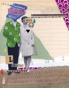 http://lespapierscolles.wordpress.com/2013/04/03/lolita-picco/  Lolita Picco  #collages #graphisme #illustration #art