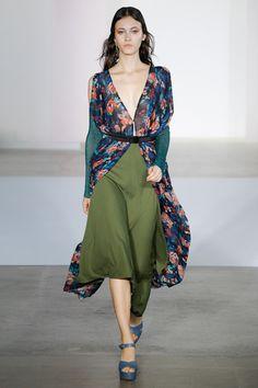 Jill Stuart Весна 2017 года Готовые к ношению Коллекция Фото - Vogue