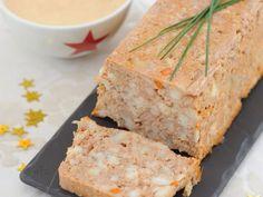 Découvrez la recette Pain de lotte aux Saint-Jacques sur cuisineactuelle.fr.