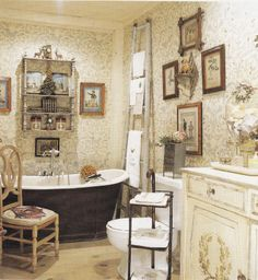 charles faudree published country french decorating by better homes gardens spring summer 2006 - Better Homes And Gardens Bathrooms