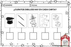 Dossier de trabajo: El circo de los magos (segunda entrega) » Actividades infantil