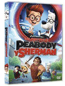 El Sr. Peabody, el perro más exitoso del mundo, y su travieso hijo Sherman, van a utilizar su máquina del tiempo –el Vueltatrás– para embarcarse en la aventura más escandalosa que se haya visto jamás. Sin embargo, en un desafortunado accidente, Sherman le muestra la máquina a su amiga Penny para impresionarla y acaban creando un agujero en el universo, provocando el caos en los acontecimientos más importantes de la historia