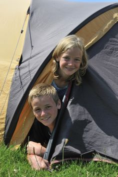Camp under the stars on Bryher, Isles of Scilly