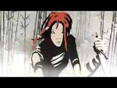 Heavenly Sword Anime by Ben Hibon