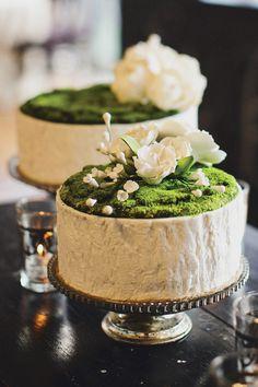 Woodland-themed cakes