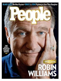 In this week's PEOPLE: Inside the Struggles and Comic Genius of Robin Williams (1951-2014)