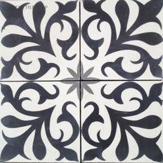 Nantes-Cement tile shop.  For Eme's bath