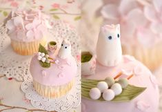 You will need more time taking fun shots rather than eating this kawaii dessert of Japan. Love the sweet look and taste of Sugar Craft's Cat Cakes and enjoy its overloading cuteness!