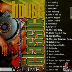House Classics Vol. 1 - Mega Mixed CD