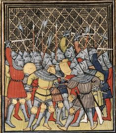 BL Royal 20 C VII Chroniques de France ou de St Denis
