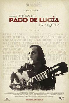 Paco de Lucía : la búsqueda / dirigido Curro Sánchez ; música original de Paco de Lucía http://fama.us.es/record=b2643196~S5*spi