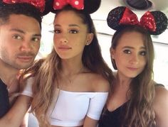 Ariana Grande Complains About The Florida Heat, But We Still Want To Go To Walt Disney World!