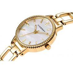 af6e9d6a0a11 Reloj Viceroy Mujer 47872-27 Acero Dorado