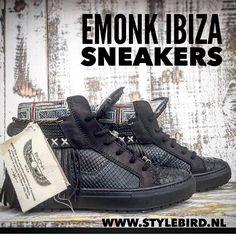 Emonk ibiza sneakers. Www.stylebird.nl