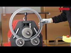 herramienta casera riza-dobla-torsiona-rola y hace piñas todo en frio - YouTube
