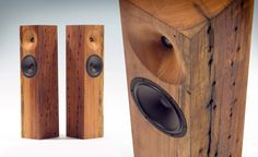 Beam Tower Speakers