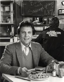 Don Jacks - Star of THE AMERICAN TRAIL syndicated television series.  Don was talent and spokesperson for various commercials, training programs, and many of the syndicated series that Smeloff Teleproductions produced.