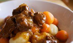 RECIPE: Campfire Foil-Pack Stew | http://blog.quickrvinsurancequotes.com/easy-breezy-campfire-recipes/