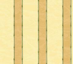 Tropica Stripe Wallpaper
