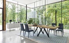 Современный Обстановка по Calligaris: итальянский дизайн мебель