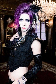 Shian Scarlet Valse Visual Kei, Scarlet, Goth, Punk, Style, Fashion, Japanese Artists, Gothic, Swag