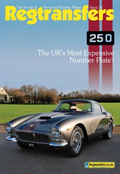 Issue 35 of 'The World of Personal Number Plates'