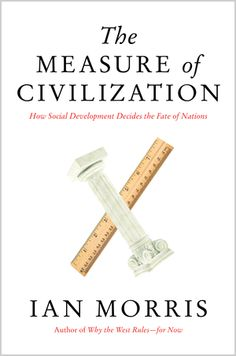 the measure of civilization: how social development decides the fate of nations by Ian Morris $29.95