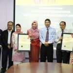 Majlis Penyampaian Sijil Akreditasi Program Sarjana Muda Perancangan Bandar dan Wilayah Dengan Kepujian