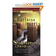 """""""Shakespeare's Champion (Lily Bard Mysteries, Book 2)"""" by Charlaine Harris"""