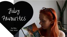 July Favourites (Witchy Stuffs + Tarot + Crystals + Books + Netflix)