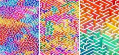 Labyrinths | Abduzeedo Design Inspiration