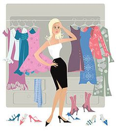 7 steps to organizing your closet