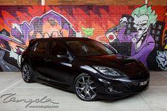 2010 Modified Mazda 3 by SLIXX