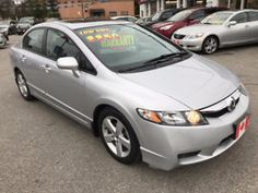 2010 Honda Civic EX SEDAN...ONLY 31,000KMS....PERFECT COND.