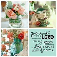 Give thanks to the Lord... Psalm 107:1