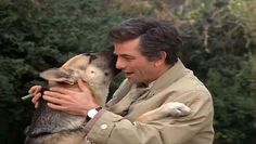 Columbo Tv Series, Columbo Peter Falk, Timeless Series, Royal Families Of Europe, Television Program, Old Tv Shows, Shepherd Dog, I Love Dogs, Doggies