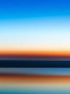 Check out 'Sunset at Ottawa Lake' by Scott Norris on TurningArt
