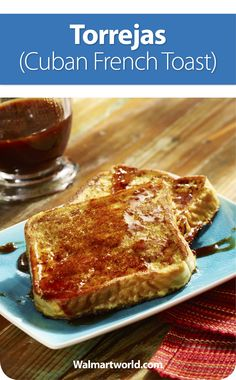 Josefa C. sales associate, apparel, at Store 4161 in Miami, shares her delicious recipe for Torrejas, or Cuban French Toast. #breakfast #homemade #Hispanic