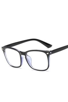 a1240729fd OFIR 2018 New Popular Computer Glasses Frame Women Men Anti-blue Radiation  Protection Flat Mirror Square Myopia Frame Eyeglasses