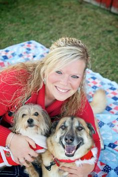 Jamie Montgomery Photography : Christmas Card Sessions Family Photos . pet photography