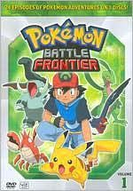 Pokemon Battle Frontier Box 1 (3pc)