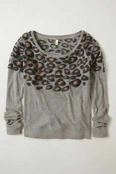 Leo Pullover #anthropologie