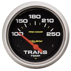 AutoMeter 4757 Carbon Fiber Electric Transmission
