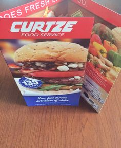 Curtze Food Service printed by Dupli-Systems