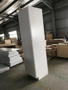 White Shaker Cabinets, Divider, Room, Furniture, Home Decor, White Dressers, Bedroom, Decoration Home, Room Decor