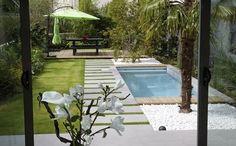 Mini piscina! …