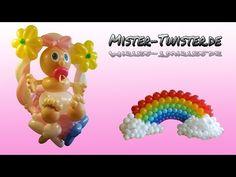 Balloon Baby Eyes, Baby Shower, Decoration, Ballon Baby Augen, Babypinkeln, Dekoration - YouTube