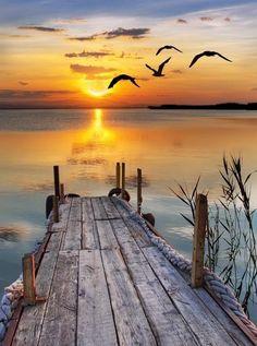 Sunset ~ Netherlands