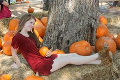 Scallop Dress, Matisse Nugent Bootie, Pumpkins